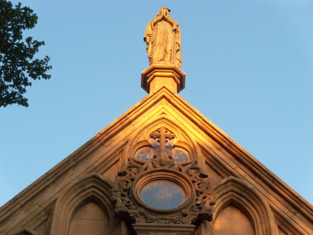 Loretto Chapel (Photo by Alaina Diehl)