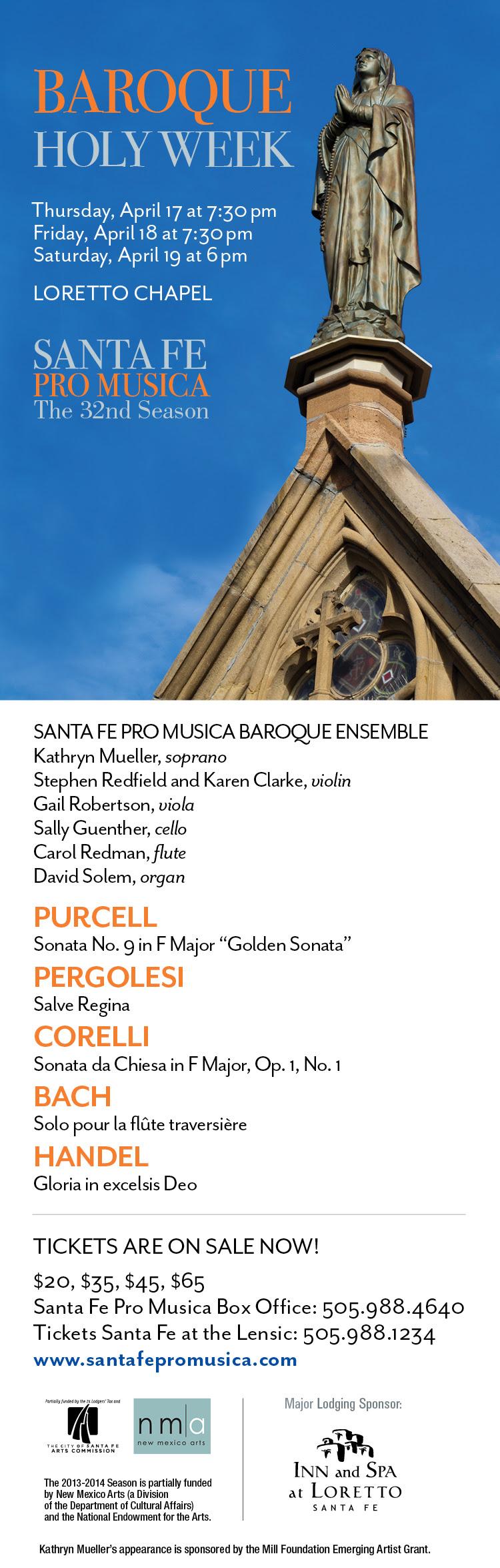 Baroque Holy Week
