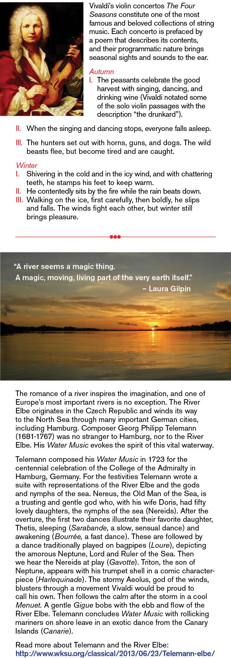 Autumn, Winter, Fire & Water – Santa Fe Pro Musica