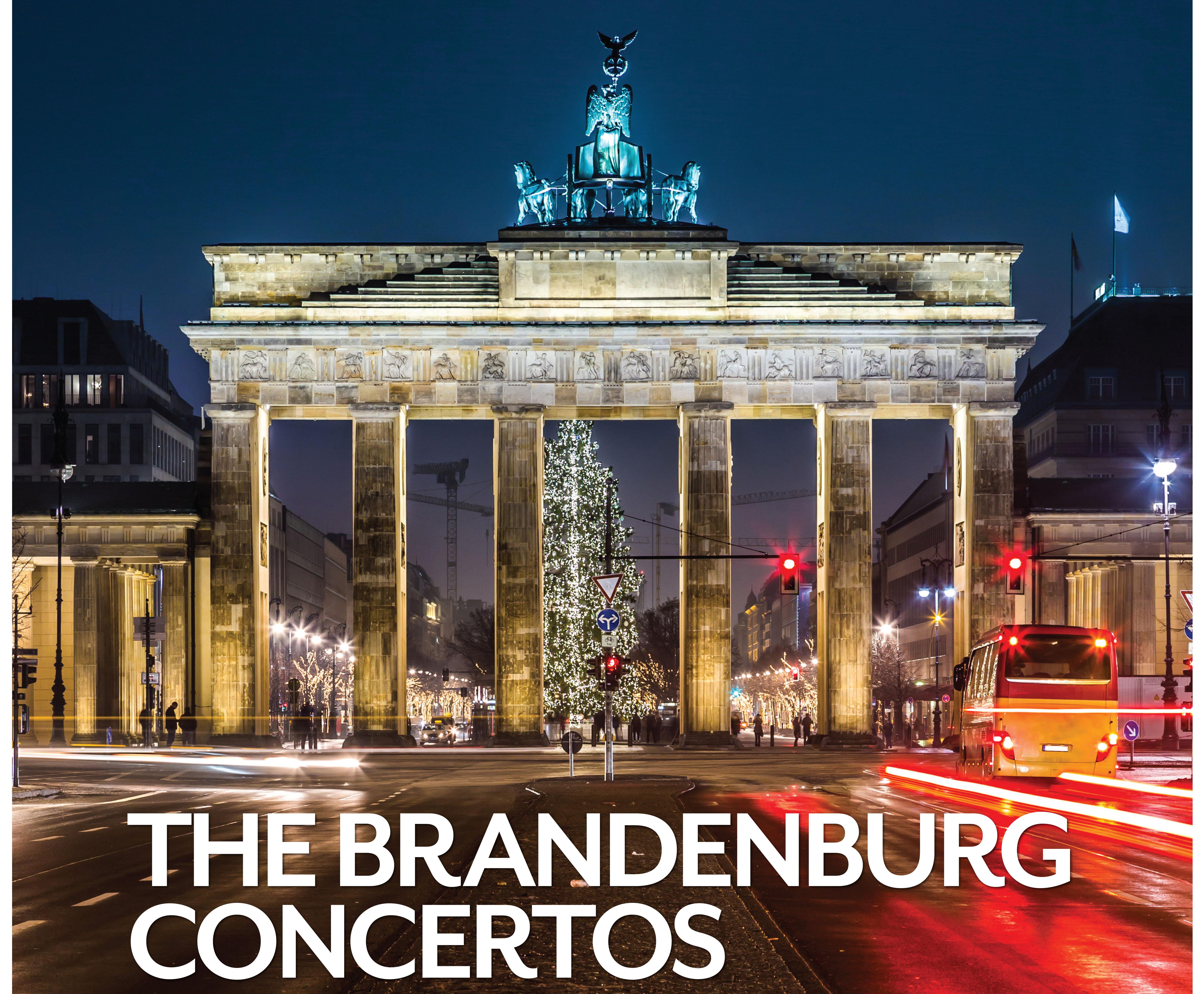 Brandenburg Gate Image with tree