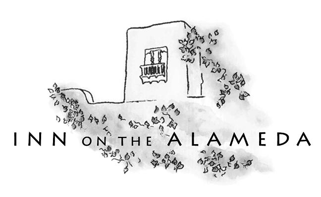 alameda b&w logo